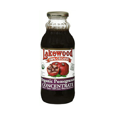 Lakewood Organic Fruit Juice Concentrate Pomegranate