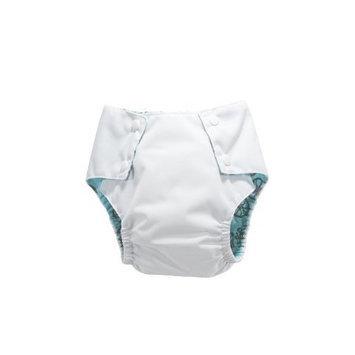 Kissaluvs Kissa's Waterproof 3T Pocket Training Pants, White