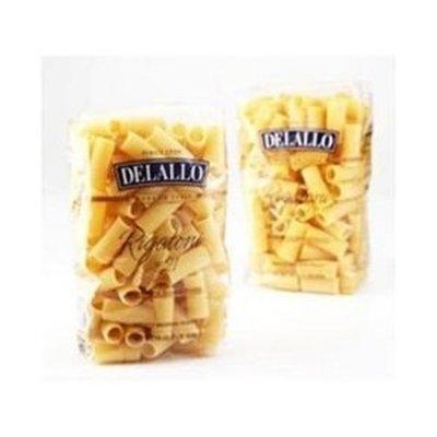 De Lallo Rigatoni #21 Pasta (16x16 Oz)