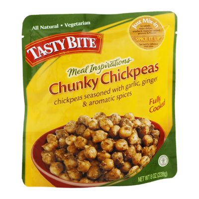Tasty Bite Meal Inspirations Chunky Chickpeas