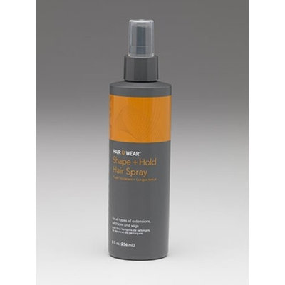 HairUWear Shaping Spray Holding Mist 8.5 oz