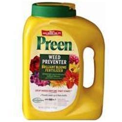 Greenview 21-63902 Preen Weed Preventer Brilliant Blooms Fertilizer