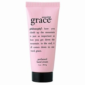 philosophy amazing grace perfumed hand cream