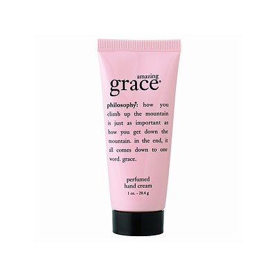 philosophy amazing grace perfumed hand cream