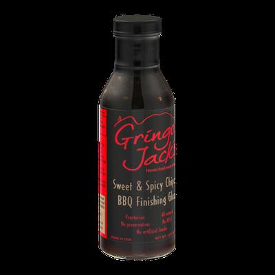 Gringo Jack's Sweet & Spicy Chipotle BBQ Finishing Glaze