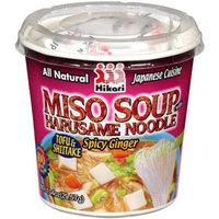 Hikari: Miso W/Harusame Tofu &Shiitake Spicy Ginger Soup W/Noodle, 1.04 oz