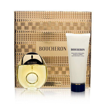 Boucheron Pour Femme by Boucheron EDT Body Lotion Set
