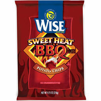 Wise Sweet Heat BBQ Potato Chips