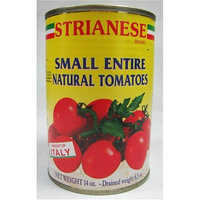 Strianese Small Entire Natural Cherry Tomatoes 14 Oz.