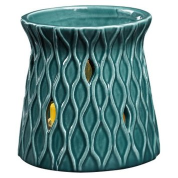 Westinghouse Wax Free Warmer Set-2 Extra Fragrance Disks included - Teal Diamond