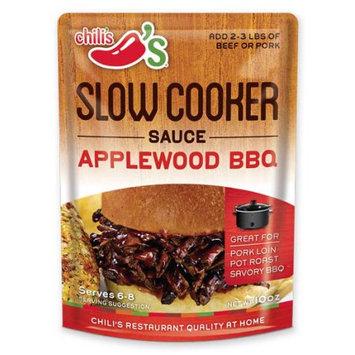 B & M Chili's Applewood Bbq Slow Cooker Sauce