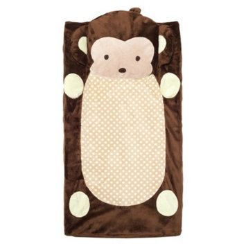 CoCaLo Baby CoCaLo Plushy Monkey Changing Pad Cover