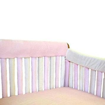 Go Mama Go Teething Guard 30X6 Pink/Cream