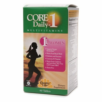 Country Life CORE Daily-1 Multivitamins Women