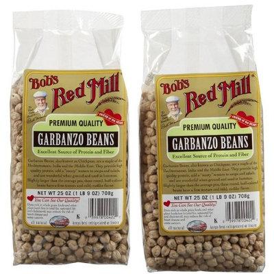 Bob's Red Mill Beans Garbanzo - 2 pk.