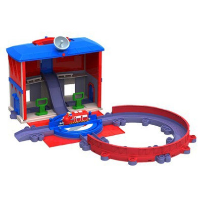 Chuggington Stack Track Portable Chug Patrol Headquarters