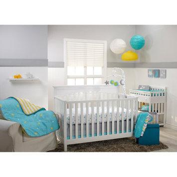 Little Bedding by NoJo Twinkle Twinkle 4-Piece Crib Bedding Set