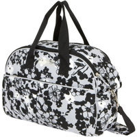 The Bumble Collection Erica Carryall Tote, Evening Bloom (Discontinued by Manufacturer)