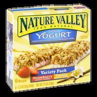 Nature Valley™ 100 % Natural Chewy Yogurt Bars Variety Pack