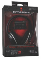 Turtle Beach Ear Force DPX21 5.1/7.1 Surround Sound Wired Headset with Chat