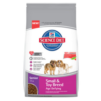 Hill's Science Diet Small & Toy Breed Senior Dog Food