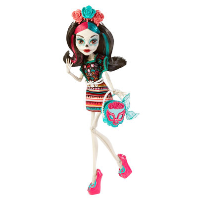 Recaro North Skelita Calaveras® Doll