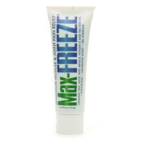 Max-Freeze Maximum Muscle & Joint Pain Relief Gel