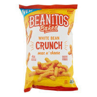 Beanitos Baked White Bean Crunch Mac & Cheese 6 Pack of 7 oz Bags