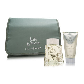 Jean Marc Sinan Lolita Lempicka Au Masculin for Men Set