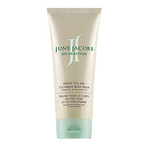 June Jacobs Spa Collection Green Tea and Cucumber Body Balm