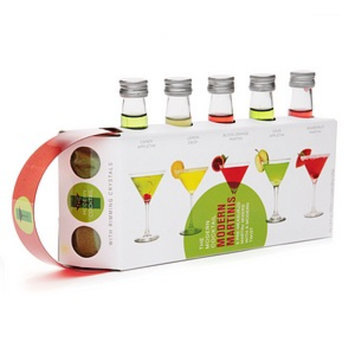The Modern Cocktail Modern Martini Variety Pack