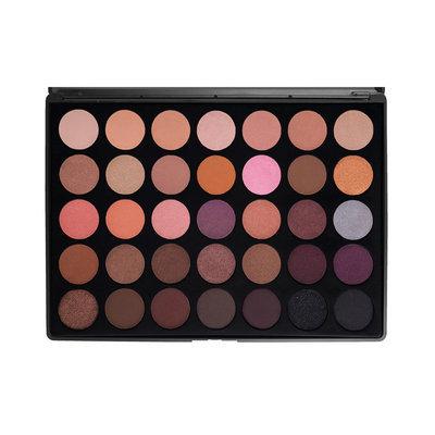 Morphe 35W 35 Color Warm Palette