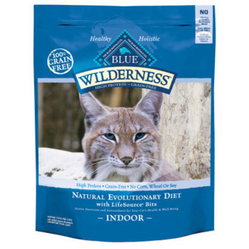 Blue Buffalo BLUE WildernessTM Grain Free Indoor Adult Cat Food