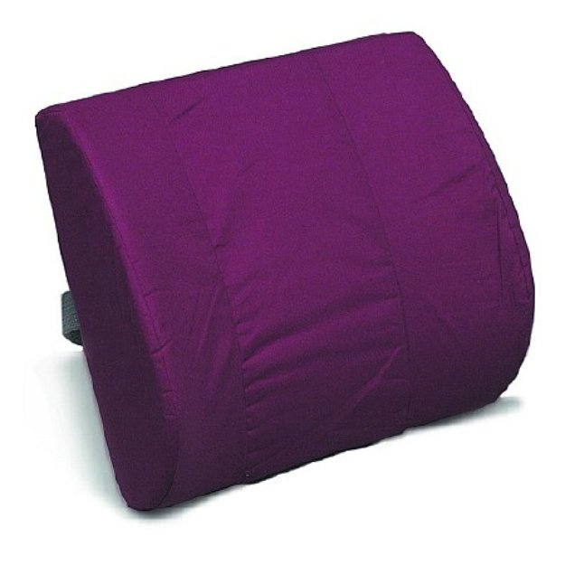 Duro-Med Lumbar Memory Cushion with Strap