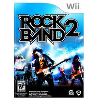 MTV Games Rock Band 2 - Nintendo Wii (Game only)