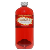 Nutraneering MediGOLD (20 ppm of 99.99+% Pure Bioavailable Colloidal Gold) - 500 mL (16.9 Fl Oz)