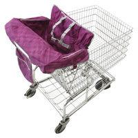 Eddie Bauer Sport Lightweight Shopping Cart Cover - Magenta
