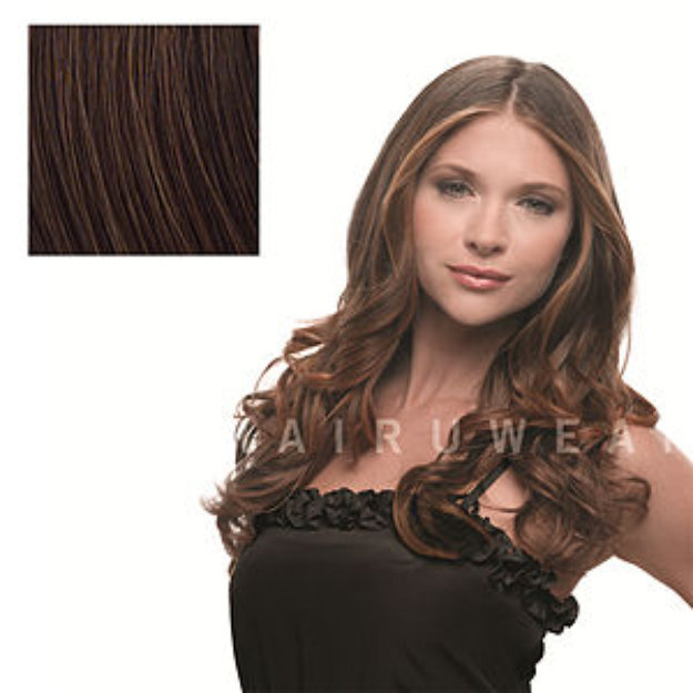 Hairdo Hairuwear Wavy Clip In Extension Reviews
