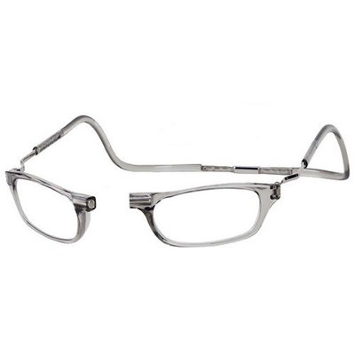 Impulse 1.75 Smoke Readers Reading Glasses Clics
