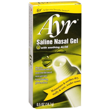 Ayr Saline Nasal Gel with Soothing Aloe