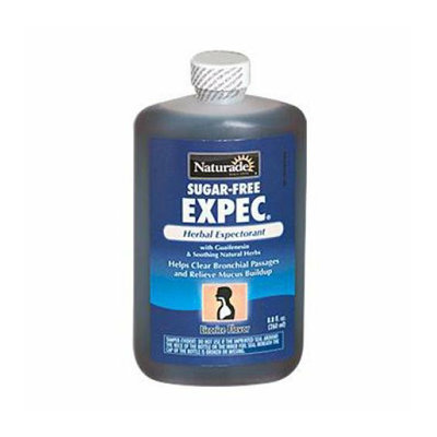 Naturade Sugar Free EXPEC Herbal Expectorant 8.8 fl oz