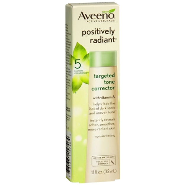 Aveeno® Positively Radiant® Targeted Tone Corrector