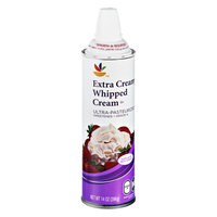 Ahold Extra Creamy Whipped Cream