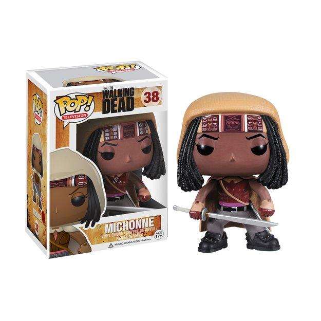 Funko The Walking Dead Michonne Pop Vinyl Figure