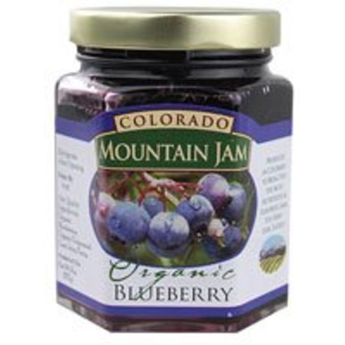 Colorado Mountain Jam Organic Blueberry -- 8 oz