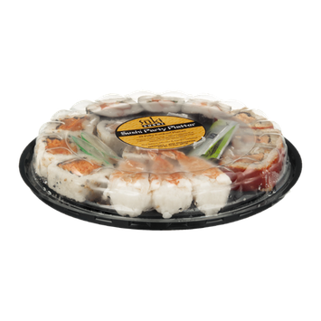 Suki Sushi Party Platter - 15 CT