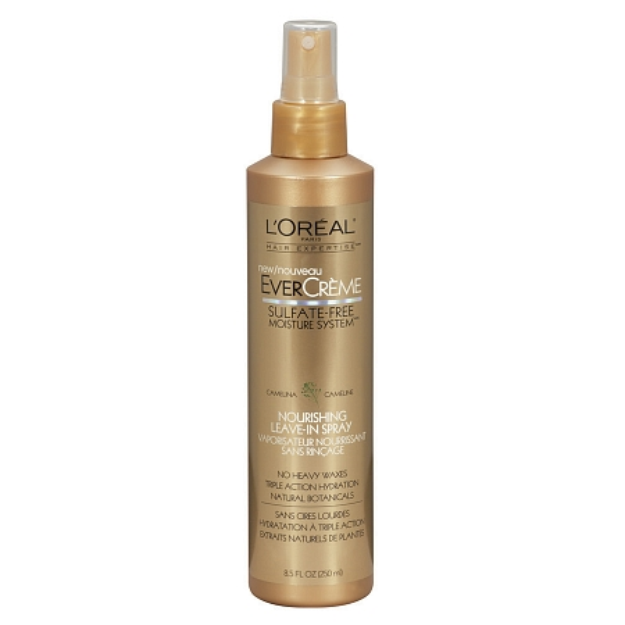L'Oréal Evercreme Nourishing Leave-In Spray