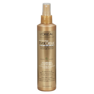 L'Oréal Evercreme Nourishing Leave-In Spray