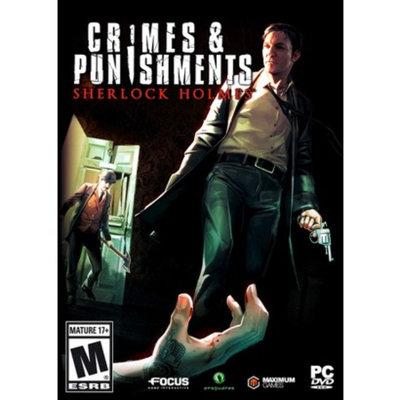 Microsoft Crimes and Punishments: Sherlock Holmes (PC Game)