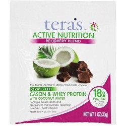 Teras Whey ACTIVE NUTRN, DARK CHOC, (Pack of 12)